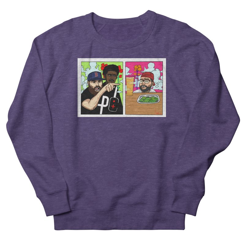 PTC Bizarre Adventure: A Meme Women's French Terry Sweatshirt by Official Pass The Controller Store