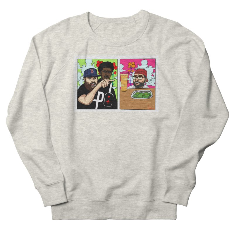PTC Bizarre Adventure: A Meme Men's French Terry Sweatshirt by Official Pass The Controller Store