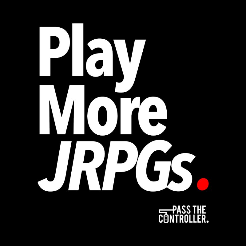 Play More JRPGs (Series 1) Accessories Sticker by Official Pass The Controller Store
