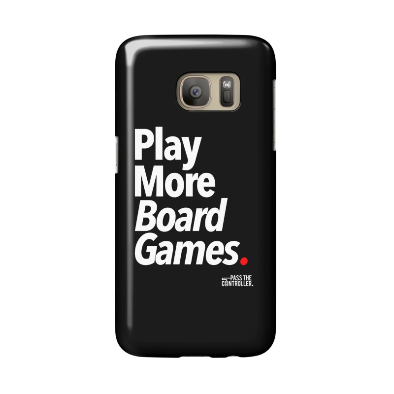Play More Board Games (Series 1) Accessories Phone Case by Official Pass The Controller Store