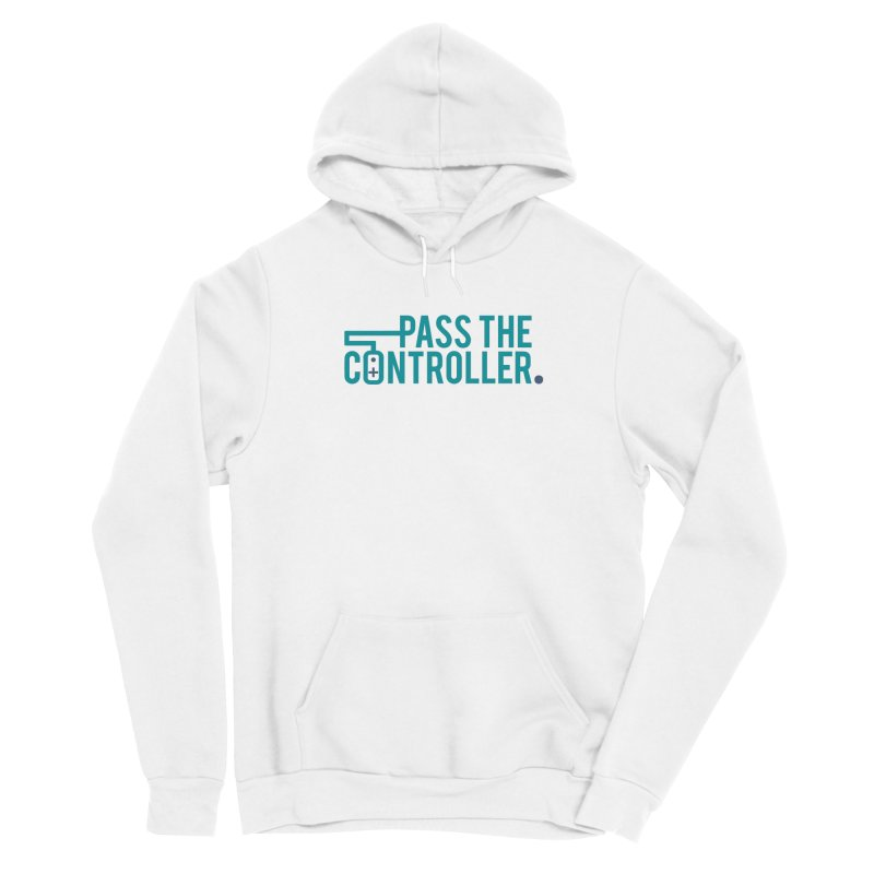 Pass The Controller - MG 2021 Men's Pullover Hoody by Official Pass The Controller Store
