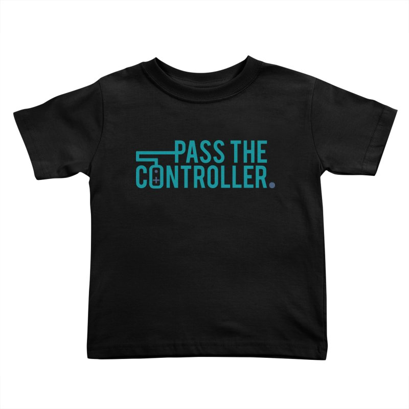 Pass The Controller - MG 2021 Kids Toddler T-Shirt by Official Pass The Controller Store