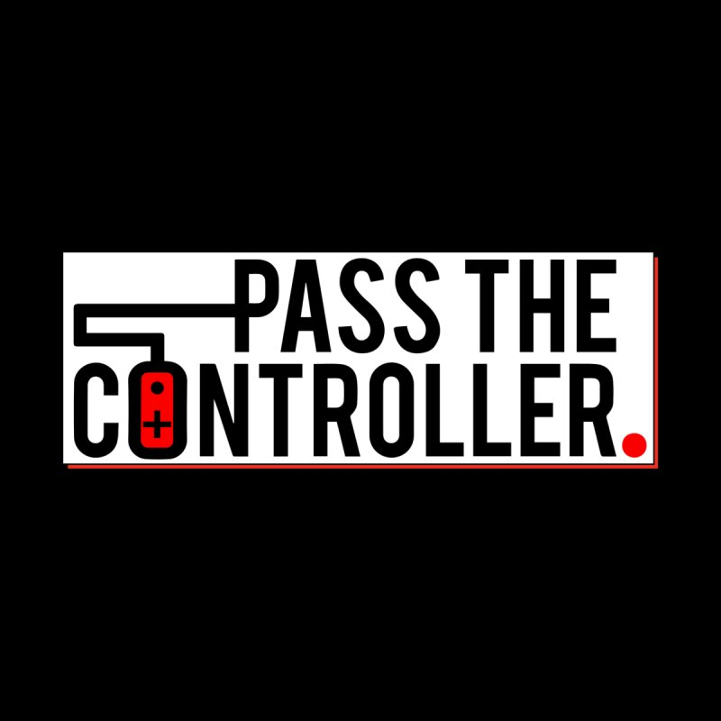 Pass The Controller Logo Pop Men's Tank by Official Pass The Controller Store