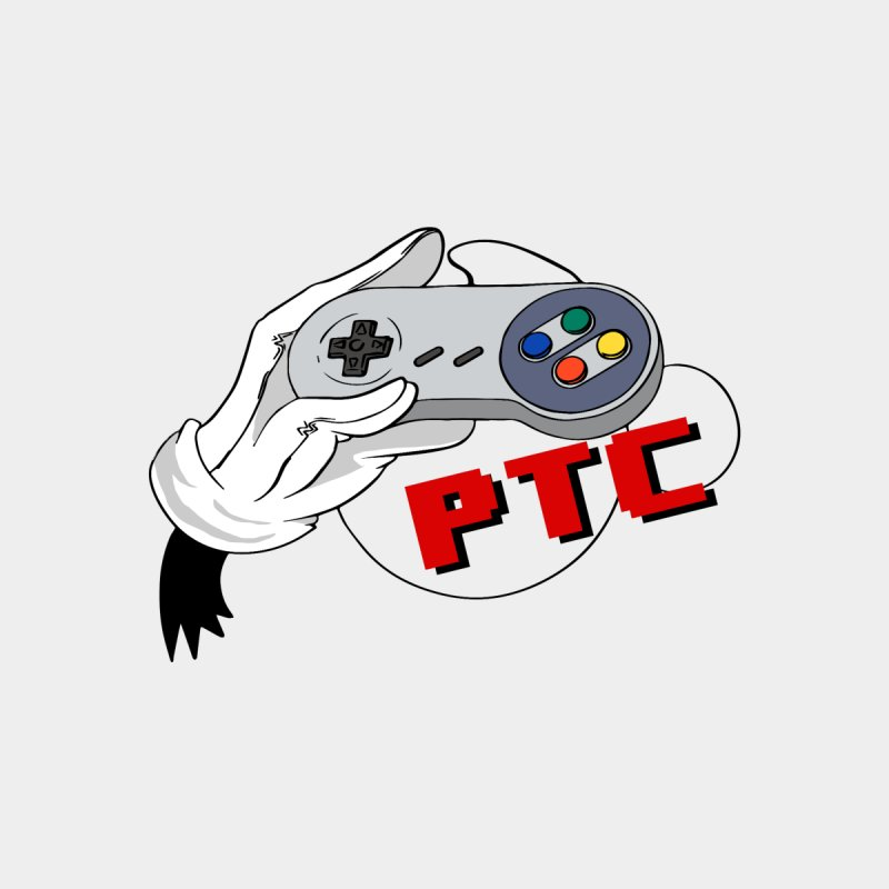 Old School Logo by Official Pass The Controller Store