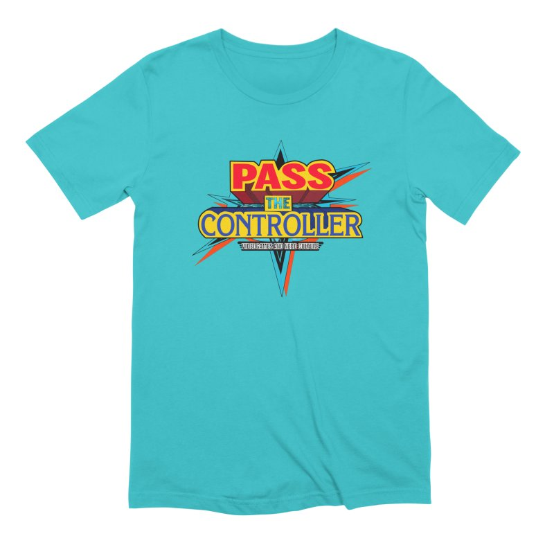 Take You For A Ride Men's Extra Soft T-Shirt by Official Pass The Controller Store
