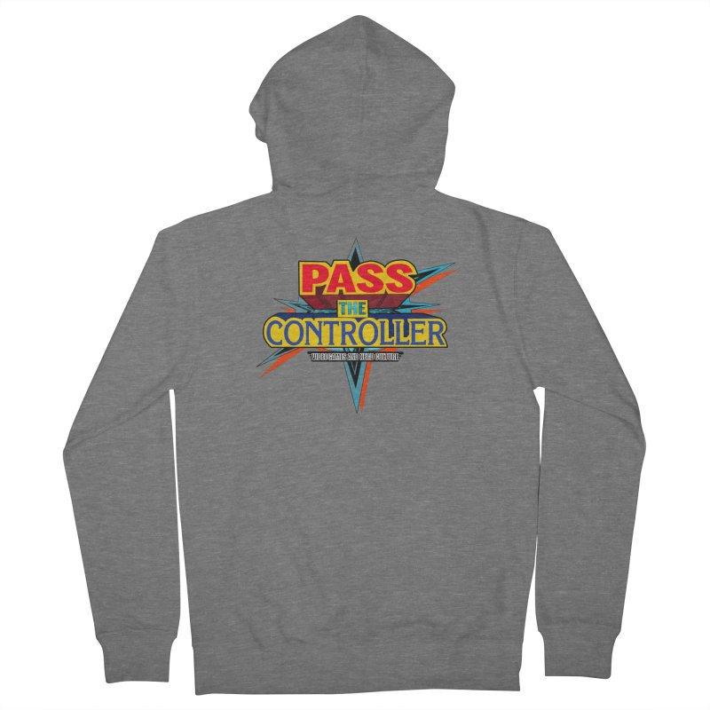 Take You For A Ride Men's Zip-Up Hoody by Official Pass The Controller Store