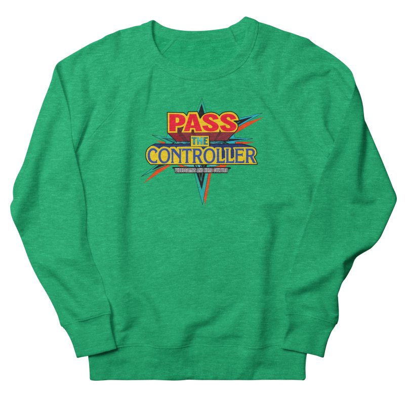 Take You For A Ride Men's Sweatshirt by Official Pass The Controller Store