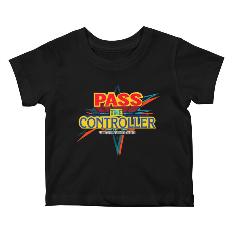 Take You For A Ride Kids Baby T-Shirt by Official Pass The Controller Store