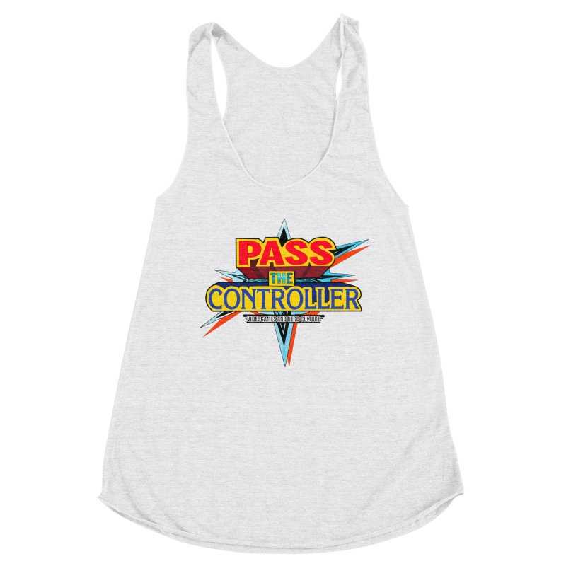 Take You For A Ride Women's Tank by Official Pass The Controller Store
