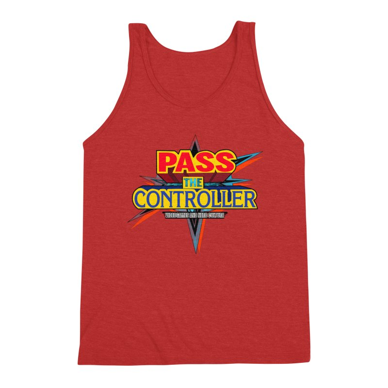 Take You For A Ride Men's Tank by Official Pass The Controller Store