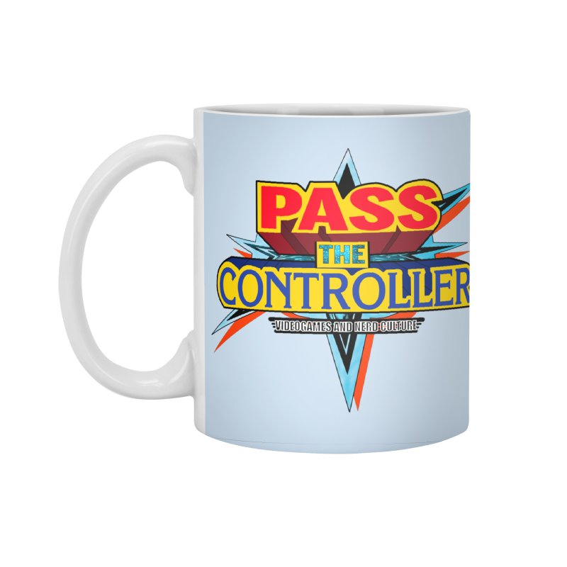 Take You For A Ride Accessories Mug by Official Pass The Controller Store