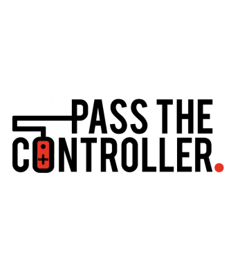 Official Pass The Controller Store Logo