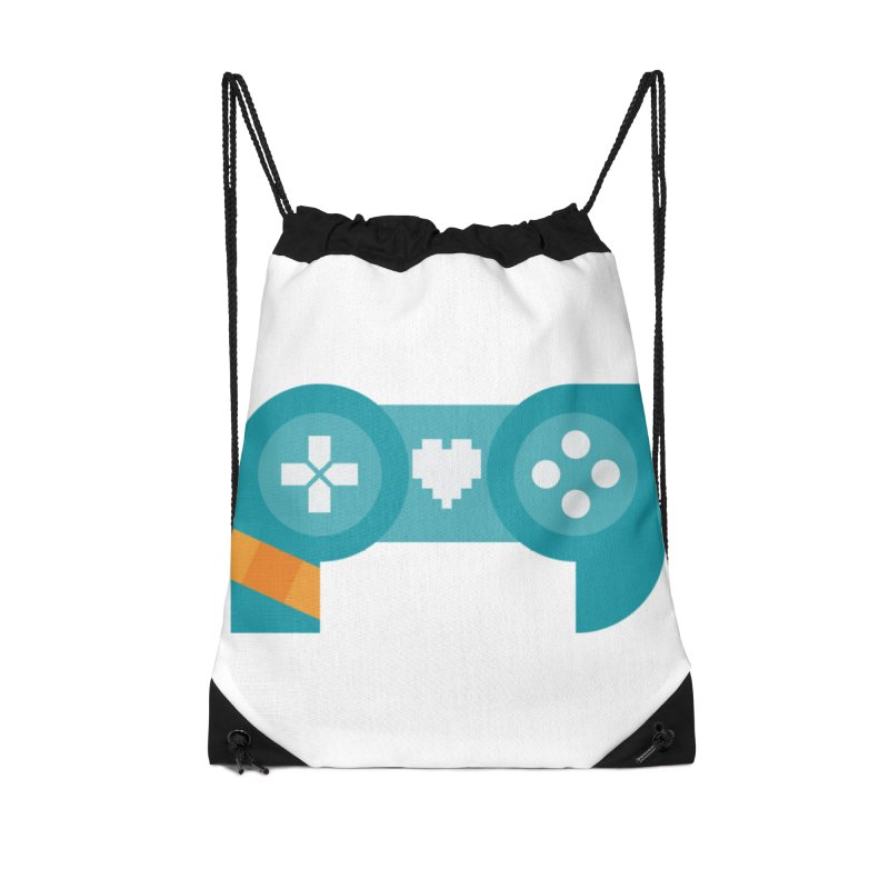 Logo Accessories Bag by Patch Gaming's Merchandise Shop