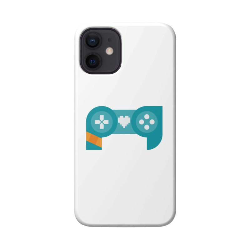 Logo Accessories Phone Case by Patch Gaming's Merchandise Shop