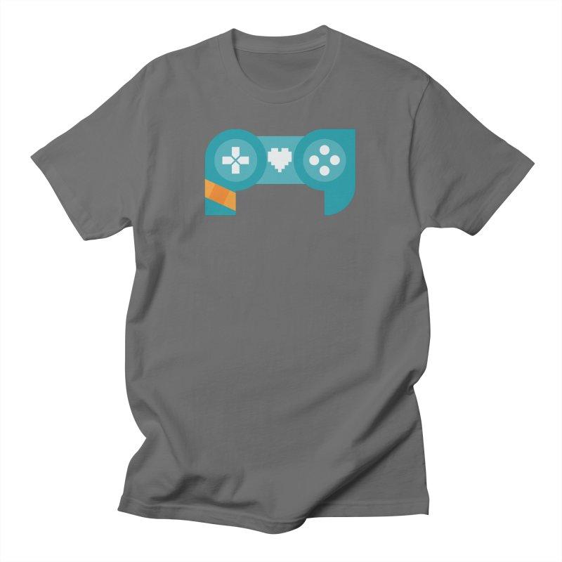 Logo Men's T-Shirt by Patch Gaming's Merchandise Shop