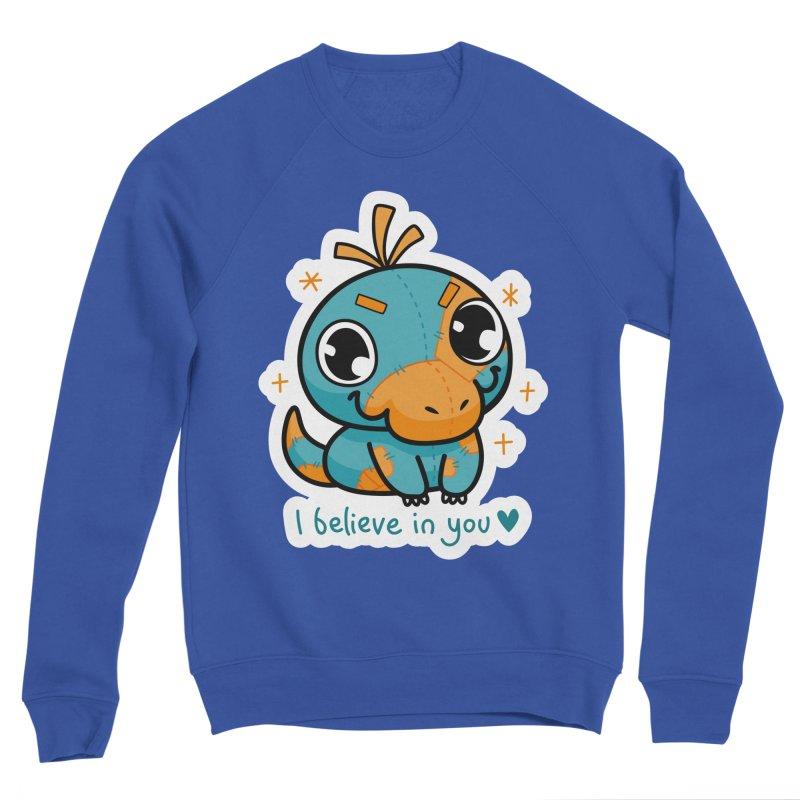 I Believe in You! Women's Sweatshirt by Patch Gaming's Merchandise Shop