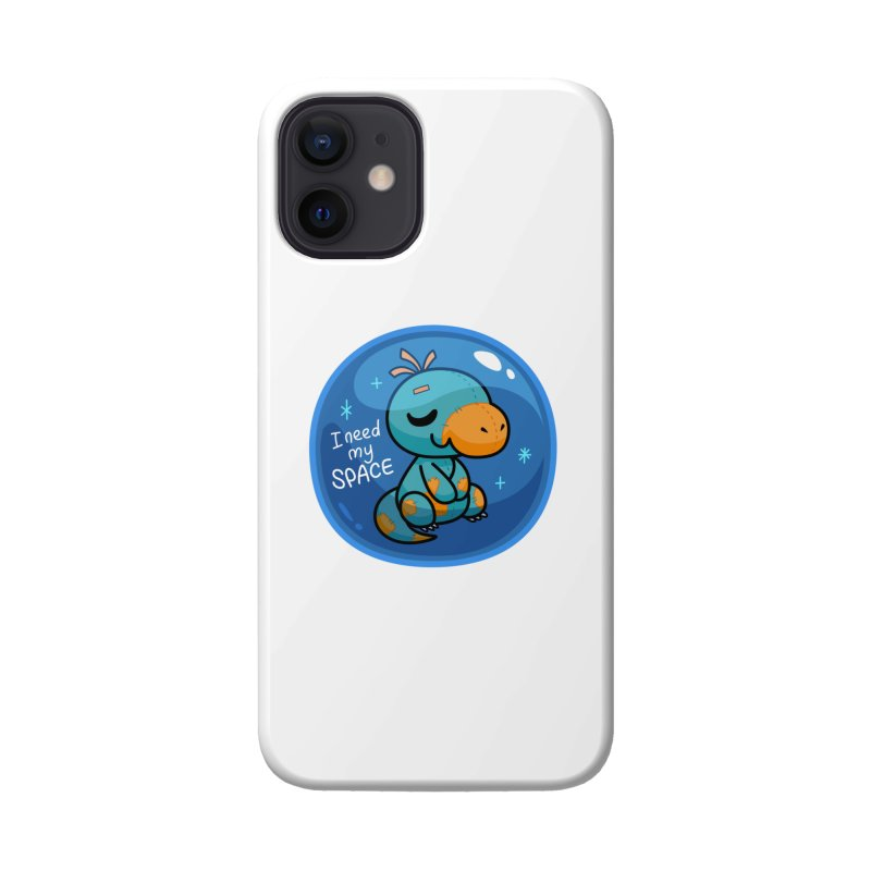 I Need My Space Accessories Phone Case by Patch Gaming's Merchandise Shop