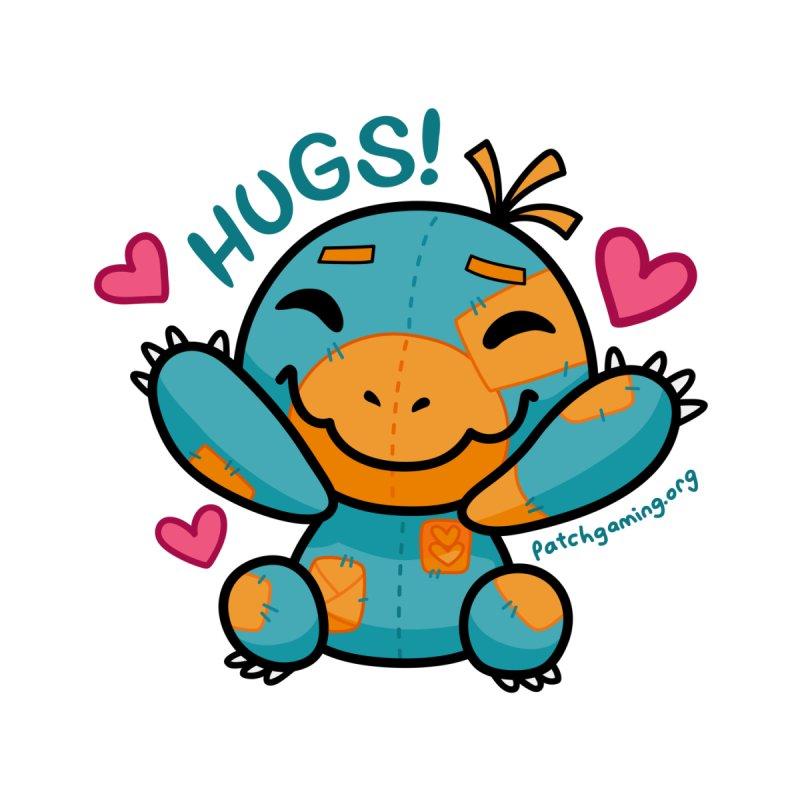 Hugs! Women's Tank by Patch Gaming's Merchandise Shop