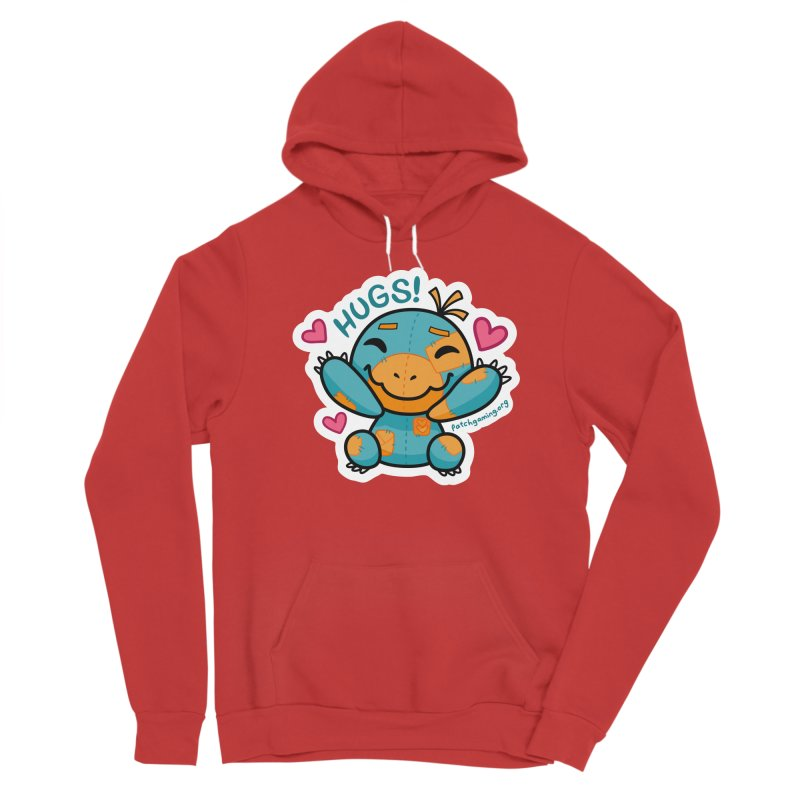 Hugs! Men's Pullover Hoody by Patch Gaming's Merchandise Shop