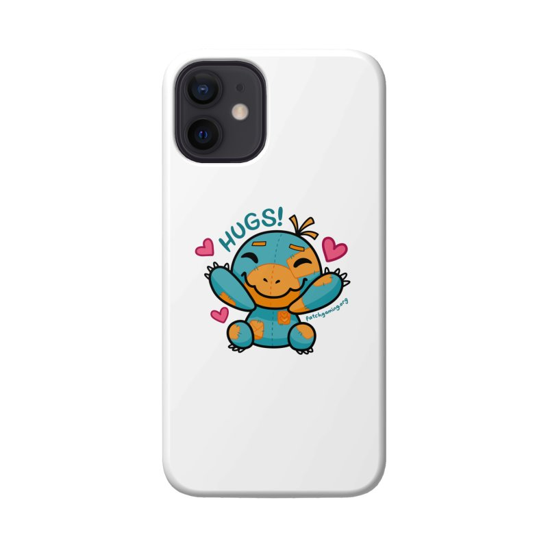 Hugs! Accessories Phone Case by Patch Gaming's Merchandise Shop