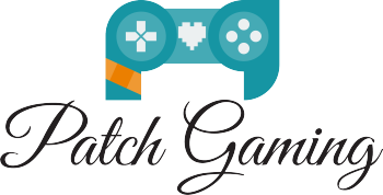 Patch Gaming's Merchandise Shop Logo