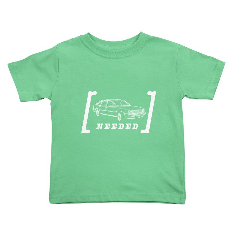 [Citation Needed] Kids Toddler T-Shirt by Patrick Arena Art's Artist Shop