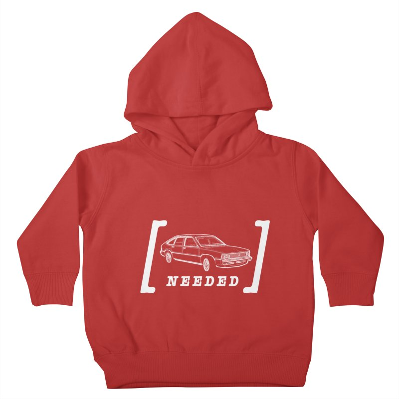[Citation Needed] Kids Toddler Pullover Hoody by Patrick Arena Art's Artist Shop