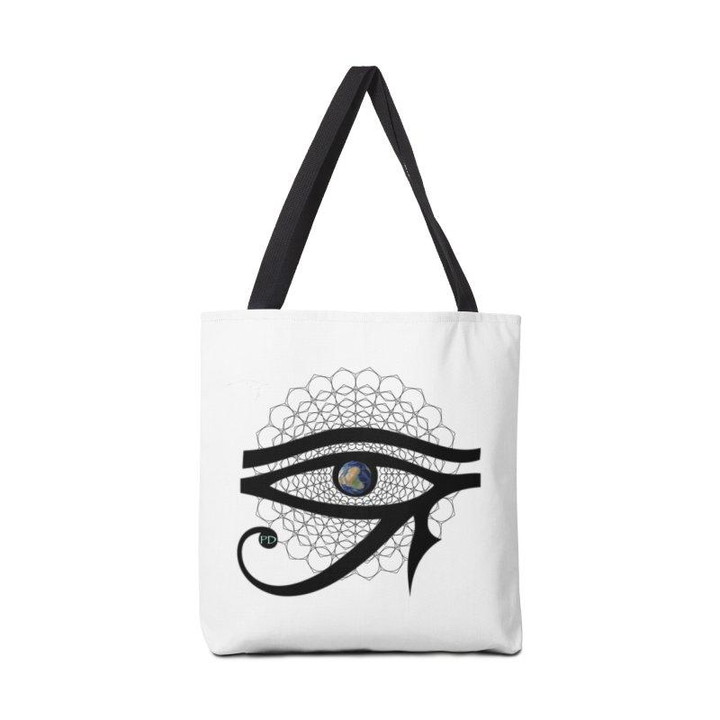 PD - Logo Accessories Bag by PaulDamon's Artist Shop
