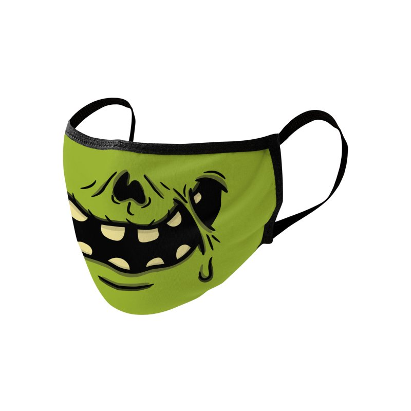 Zombie Face Mask Accessories Face Mask by PaulSimic's Artist Shop