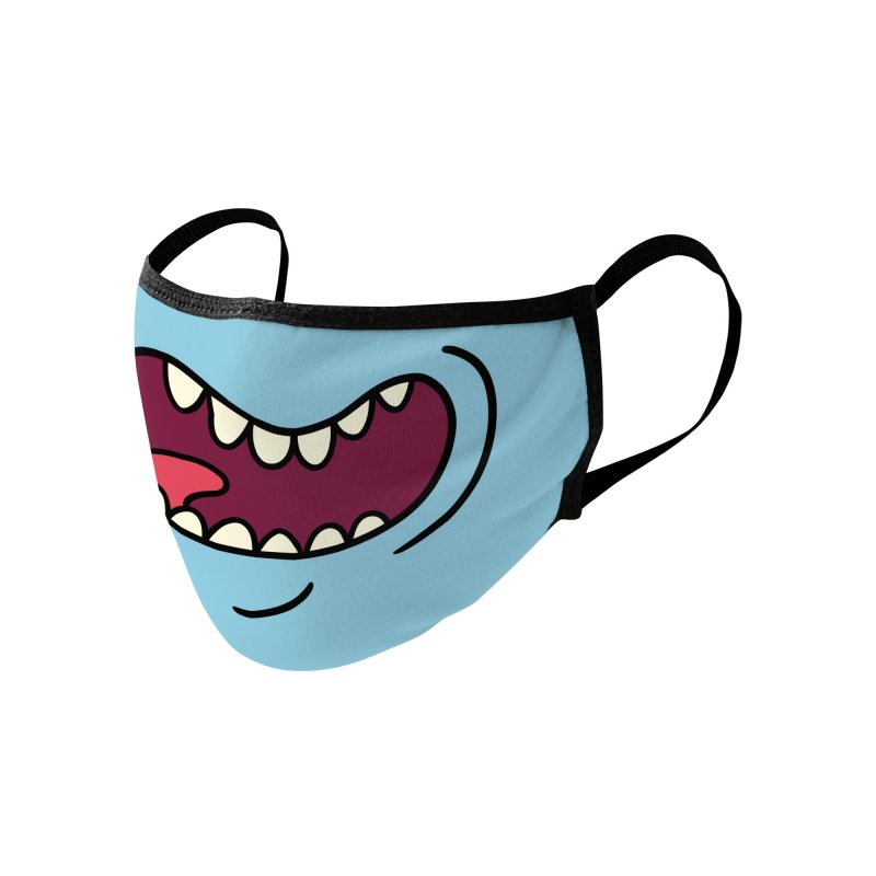 I'm Mr. Meeseeks Face Mask Accessories Face Mask by PaulSimic's Artist Shop