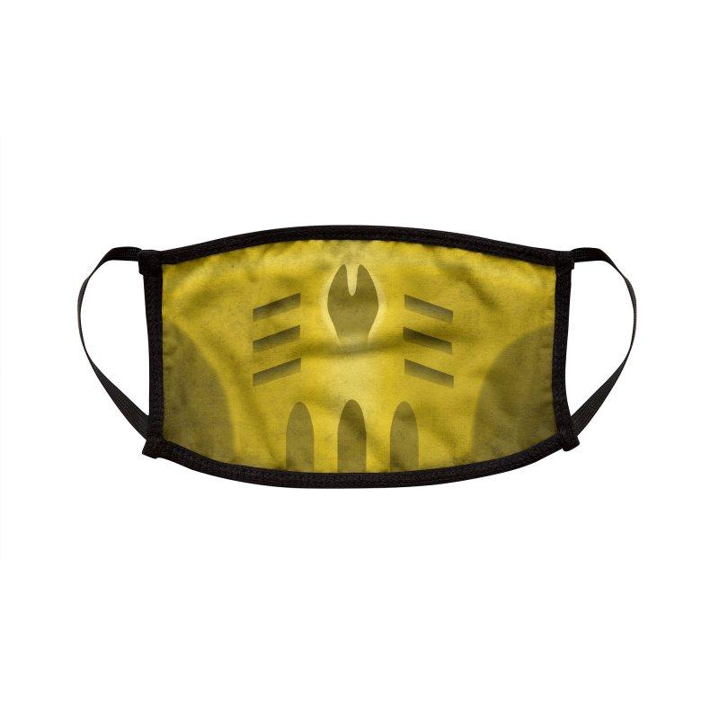 Scorpion Ninja Mask Accessories Face Mask by PaulSimic's Artist Shop