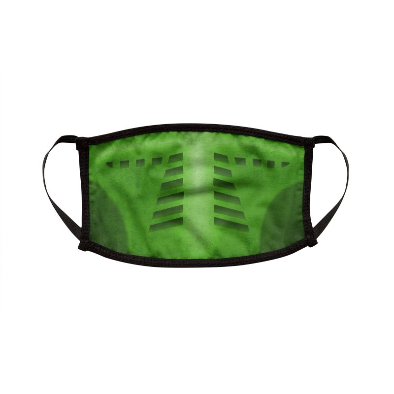 MK Reptile Ninja Face Mask Accessories Face Mask by PaulSimic's Artist Shop