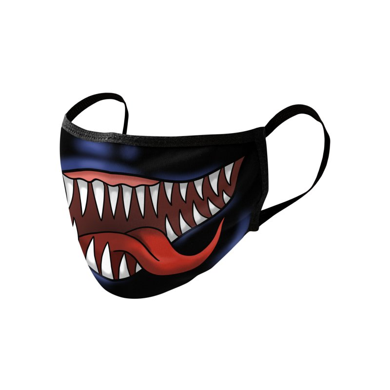 Venom Face Mask Accessories Face Mask by PaulSimic's Artist Shop