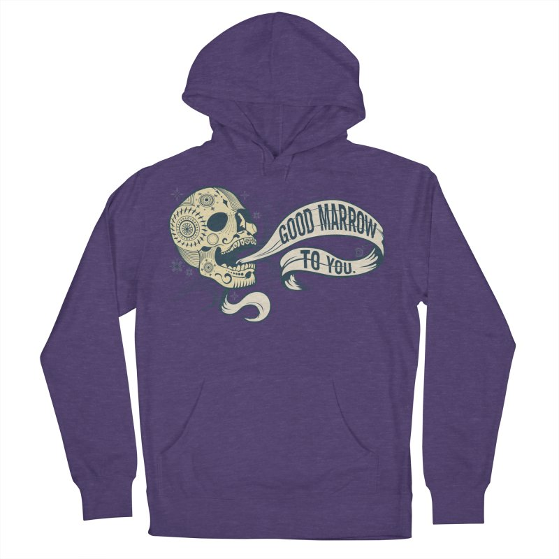 Good Marrow to You Women's Pullover Hoody by Paul Johnson's Artist Shop