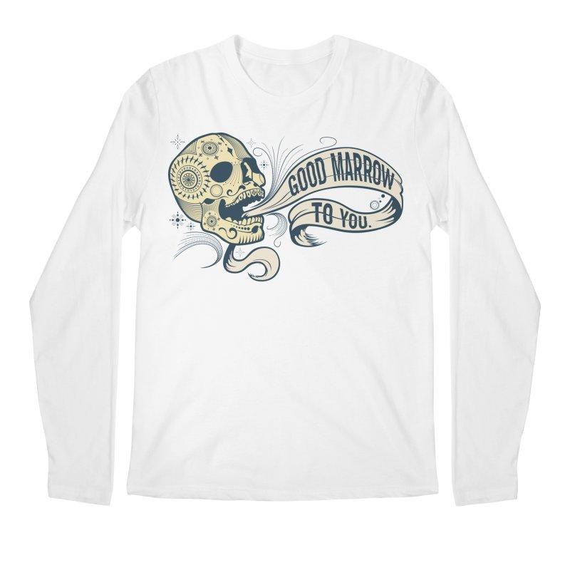 Good Marrow to You Men's Longsleeve T-Shirt by Paul Johnson's Artist Shop