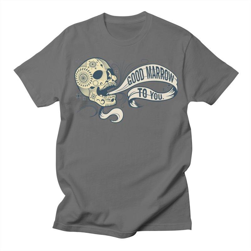 Good Marrow to You Women's Unisex T-Shirt by Paul Johnson's Artist Shop