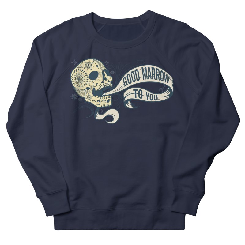 Good Marrow to You Men's Sweatshirt by Paul Johnson's Artist Shop