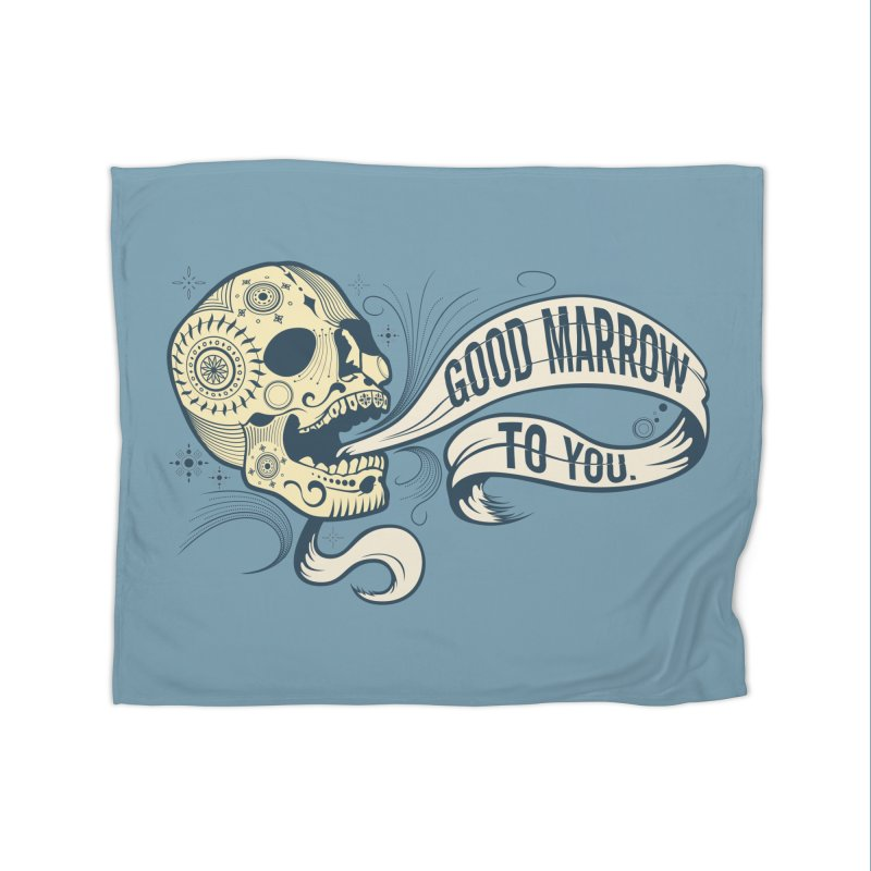 Good Marrow to You Home Blanket by Paul Johnson's Artist Shop
