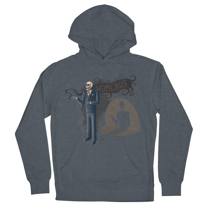 Humerus Men's Pullover Hoody by Paul Johnson's Artist Shop