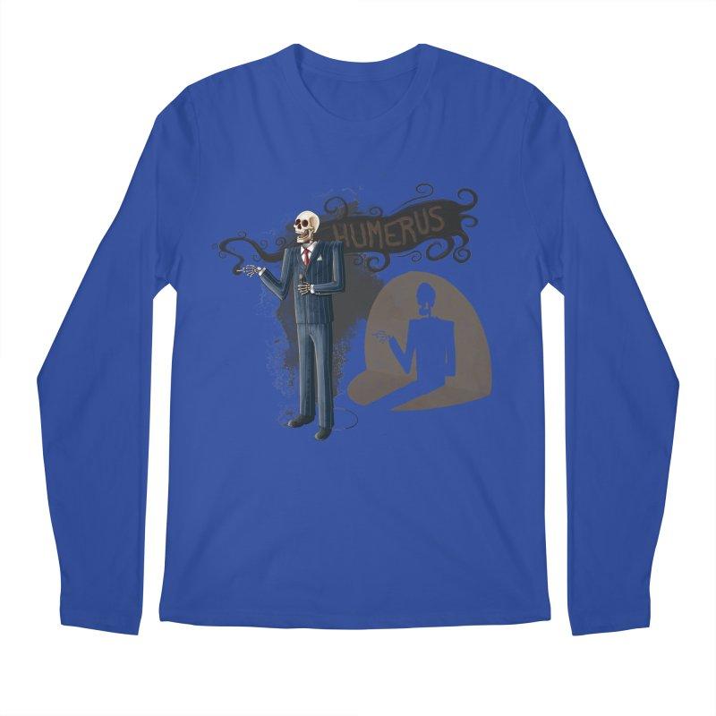 Humerus Men's Longsleeve T-Shirt by Paul Johnson's Artist Shop