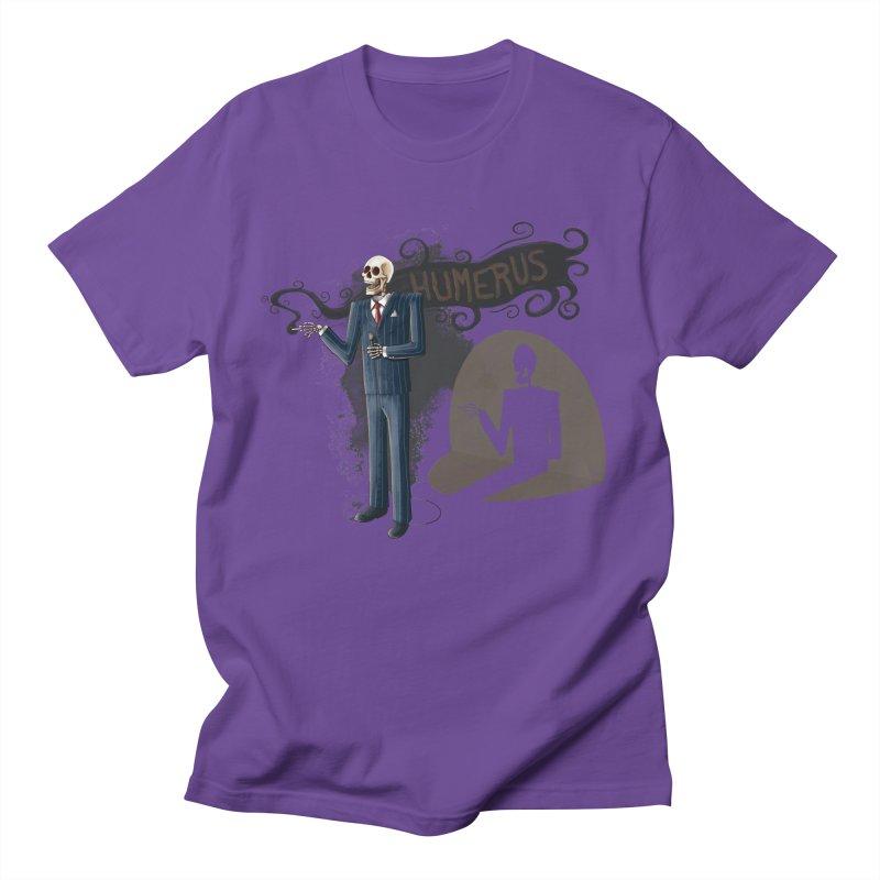 Humerus Men's T-Shirt by Paul Johnson's Artist Shop
