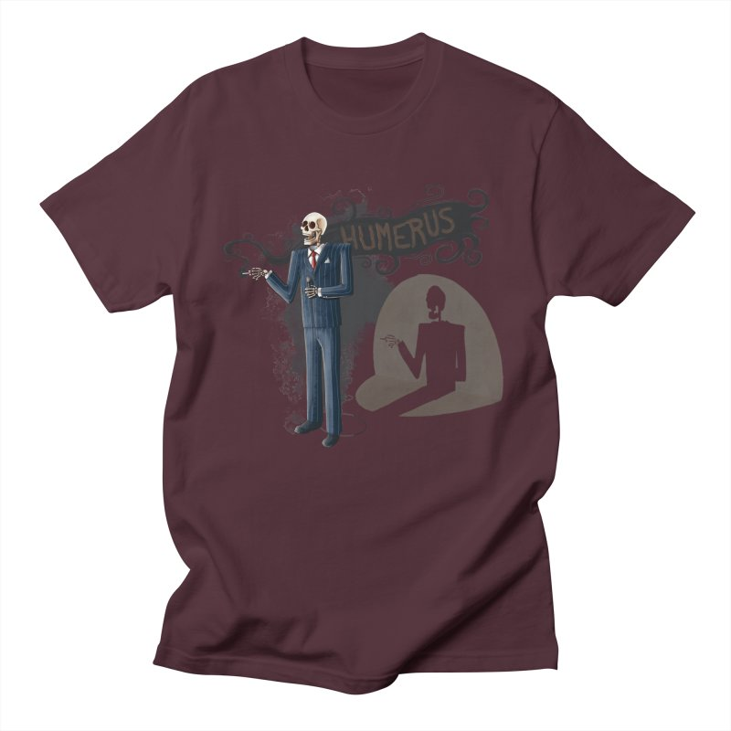Humerus Men's T-Shirt by Paul Johnson's Artist Shop