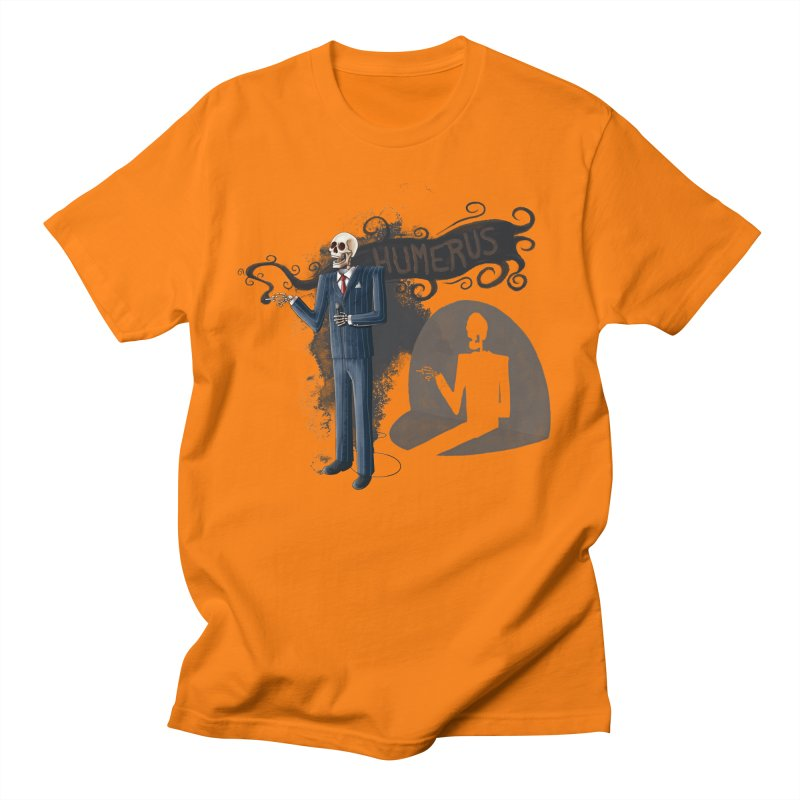Humerus Women's Unisex T-Shirt by Paul Johnson's Artist Shop