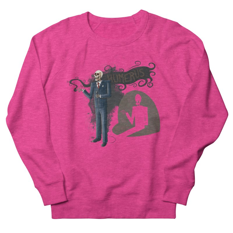 Humerus Women's Sweatshirt by Paul Johnson's Artist Shop