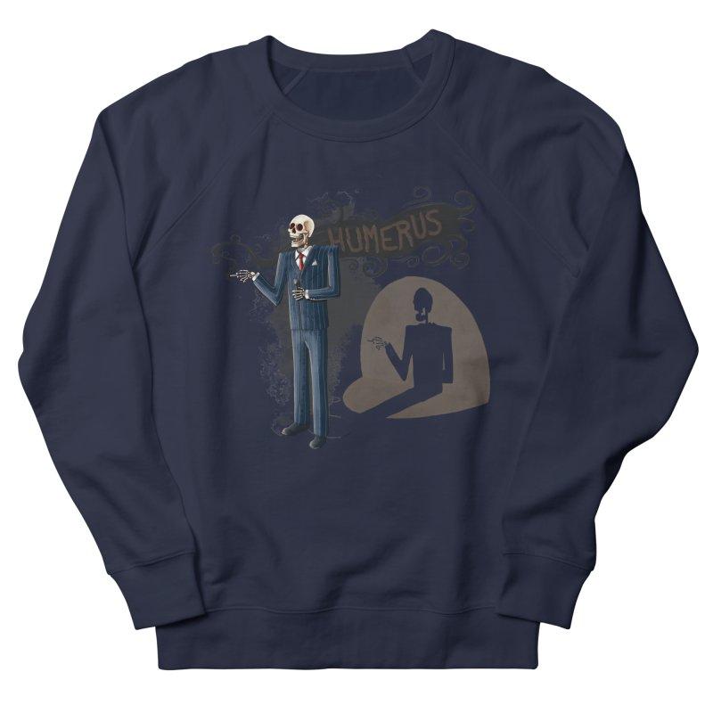 Humerus Men's Sweatshirt by Paul Johnson's Artist Shop