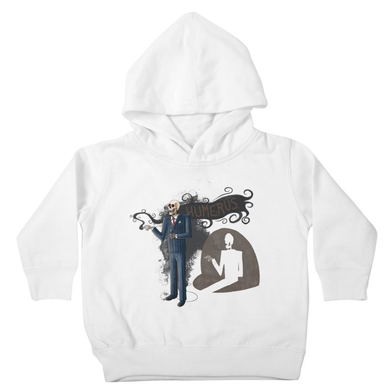 Humerus Kids Toddler Pullover Hoody by Paul Johnson's Artist Shop