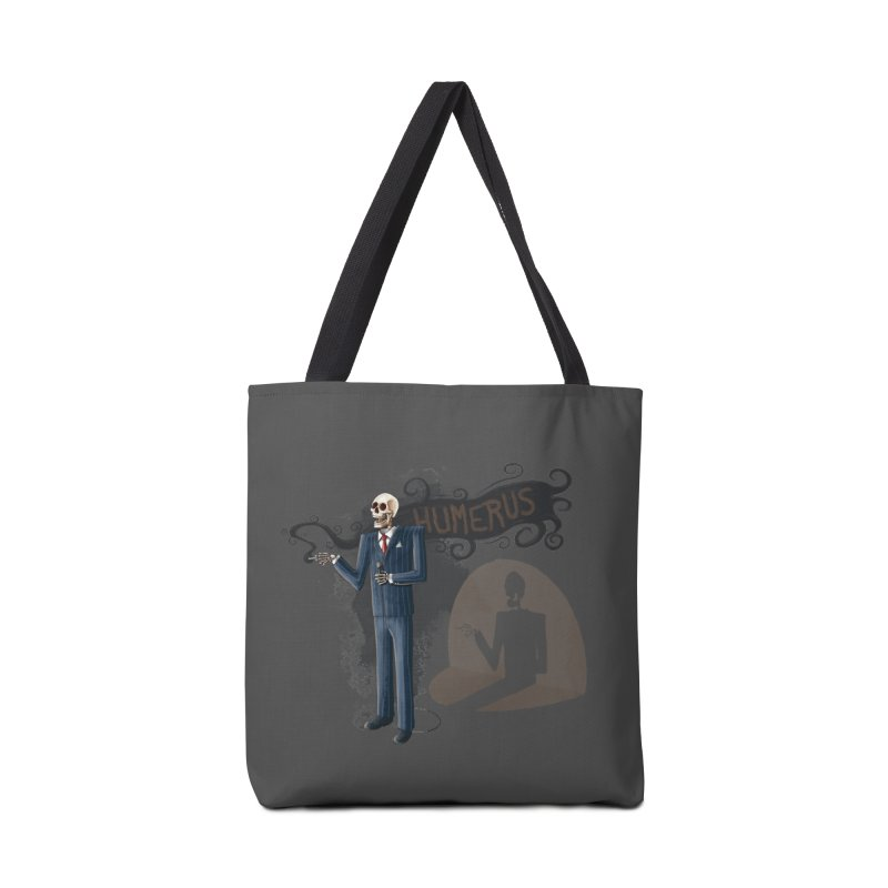 Humerus Accessories Bag by Paul Johnson's Artist Shop