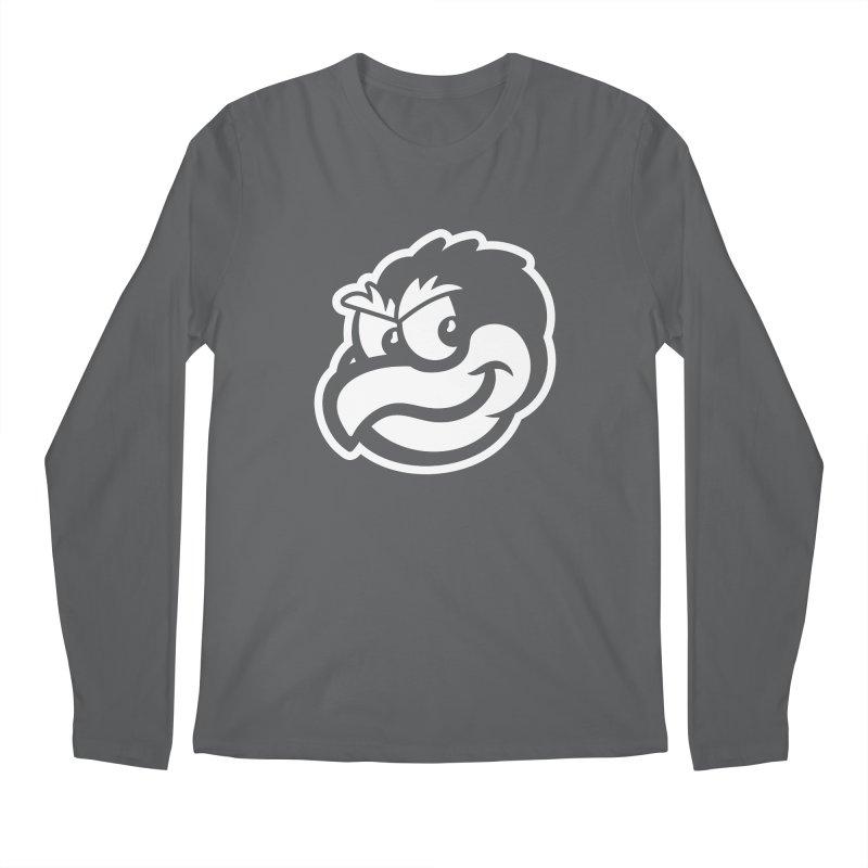 Payback Penguin Mascot Men's Longsleeve T-Shirt by Payback Penguin