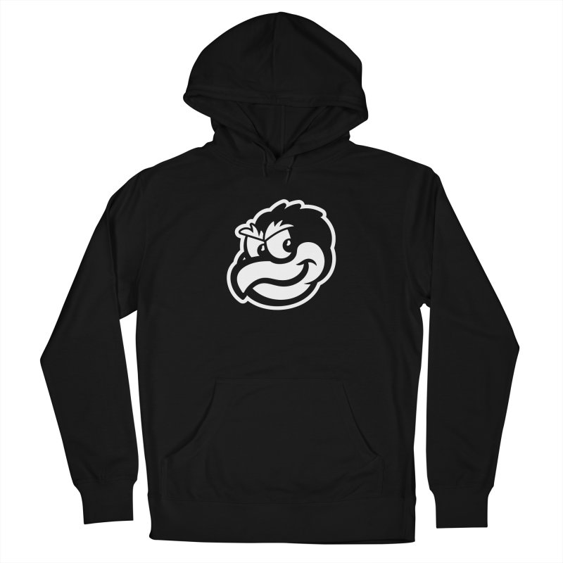 Payback Penguin Mascot Women's Pullover Hoody by Payback Penguin
