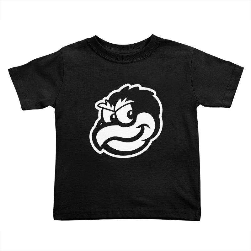 Payback Penguin Mascot Kids Toddler T-Shirt by Payback Penguin